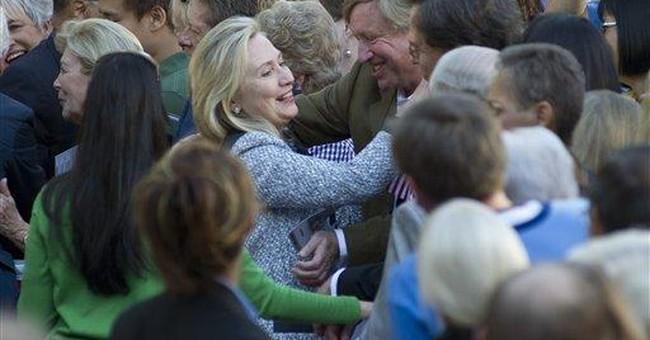 Clinton: Obama faces same debate from '92 bid