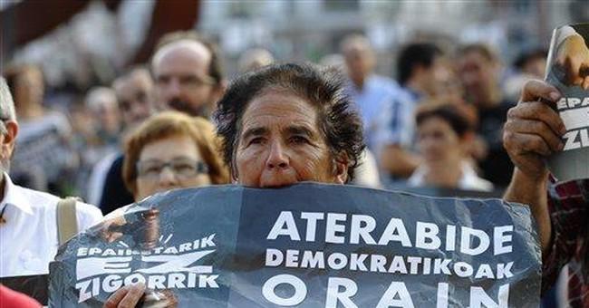 Support organization for Basque group ETA disbands