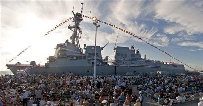 USS Spruance commissioned in Key West