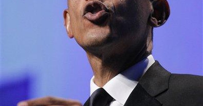 Obama: Commander in chief must support gay troops