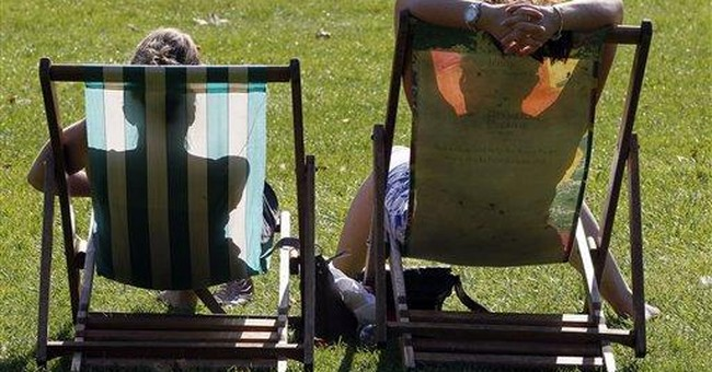 Britain has hottest October day on record