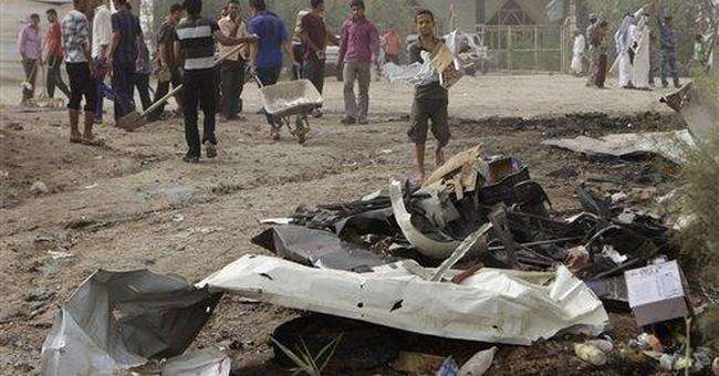 Bombs kill 4 anti-al-Qaida fighters in Iraq