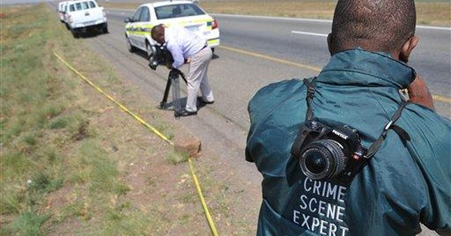 Body count grows in a South African murder mystery