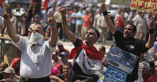 Egypt's ruler denies army told to shoot protesters