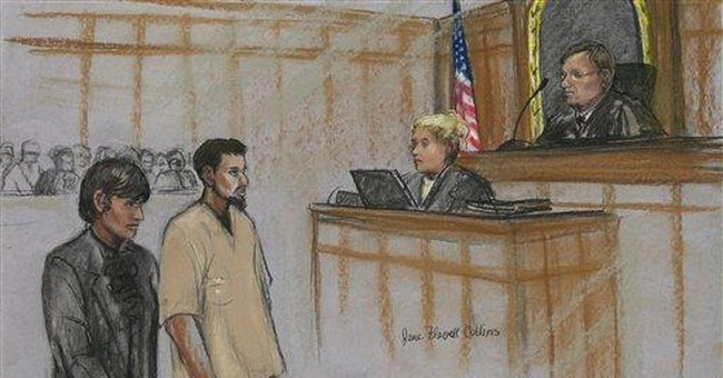 Mass. man charged in terror plot pleads not guilty
