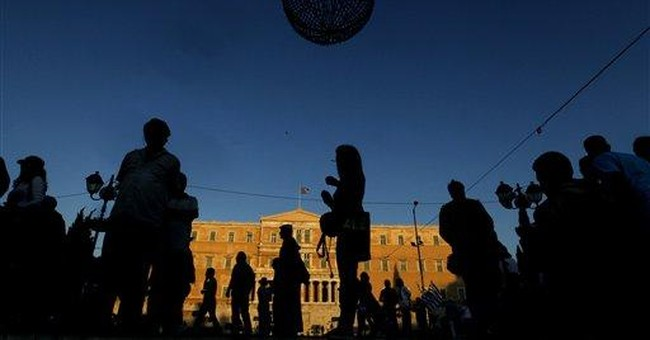 Greece deficit cuts slowed by recession