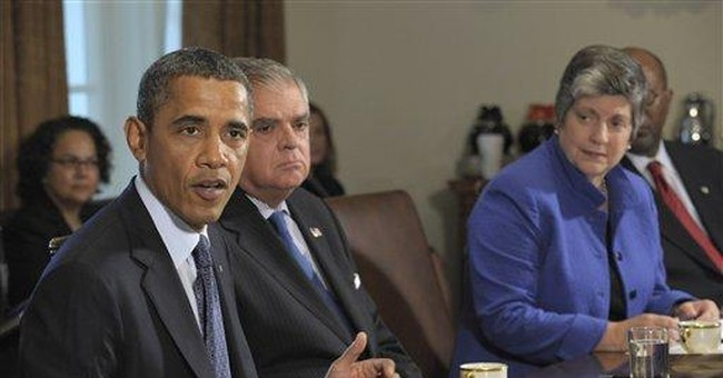 For Obama, finding one clear foil may take a while