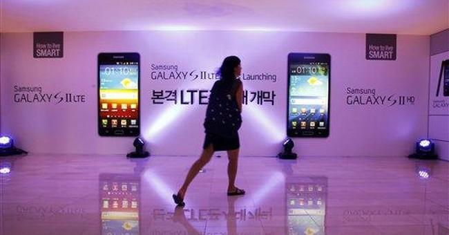 Samsung grows ever bigger, but icon status elusive