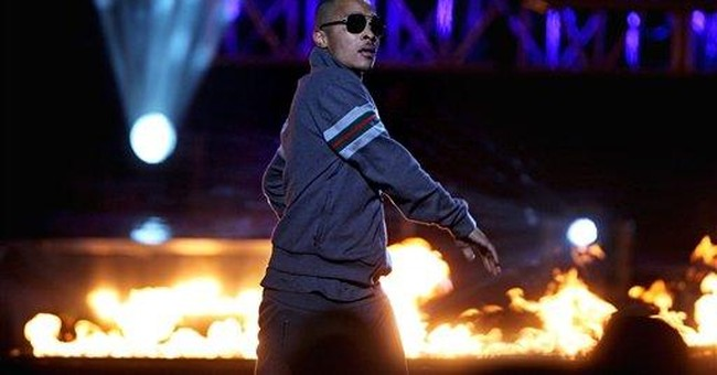T.I., Taylor Swift perform surprise duet in Ga.