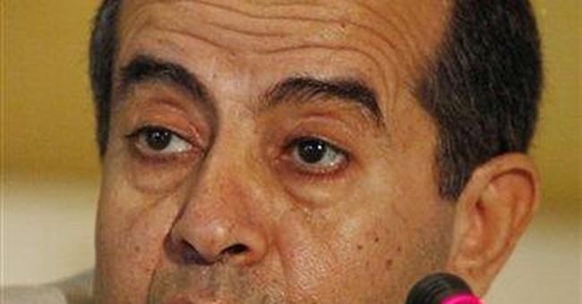 Libya's post-Gadhafi rulers name new Cabinet