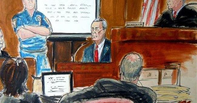 NYC mayor cross-examined at ex-operative's trial