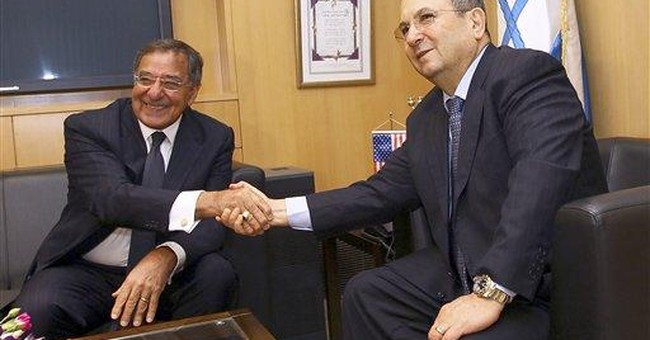 Barak: Israel-Palestinians must find path to talks