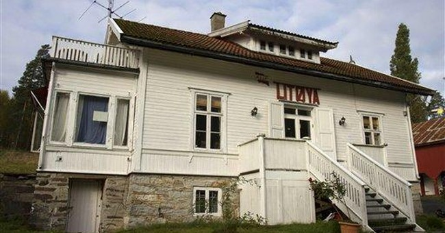 Norway opens massacre island to media