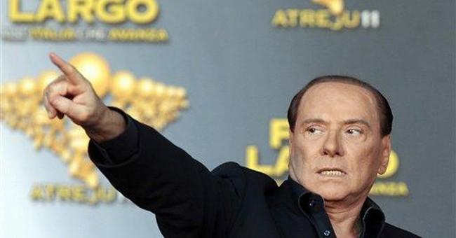 3 Berlusconi aides indicted in Milan