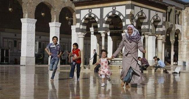 Activists: Syrian regime detains 3,000 in 3 days