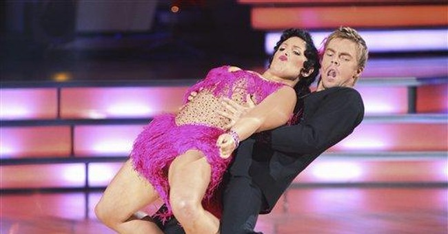 Another 'Dancing' star heads for the hills