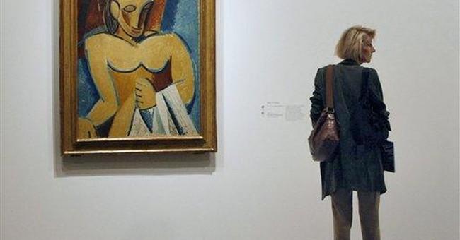 Stein collection at Paris' Grand Palais