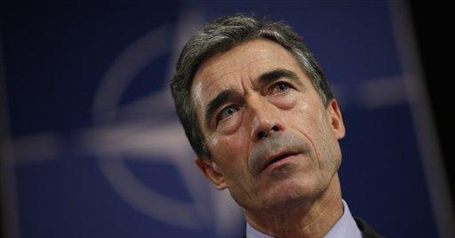 "Rasmussen: NATO remains ""indispensable alliance"""