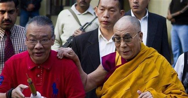 South Africa: Tutu blasts ANC over Dalai Lama visa