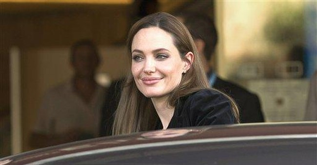 Angelina Jolie considers new role with UN agency