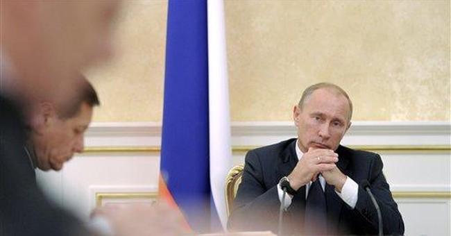 Putin proposes setting up 'Eurasian Union'