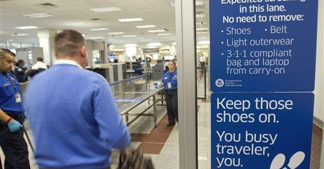 4 airports try limited low-hassle security checks