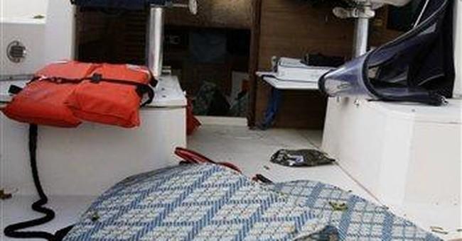 Paraplegic skipper credited for saving lives