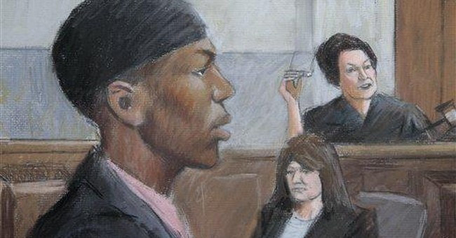 Nigerian native dismissed from airline attack jury