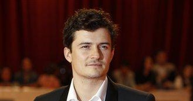 AP Interview: Orlando Bloom likes being a bad guy