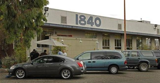 IRS hits Oakland pot shop with $2.4M tax bill