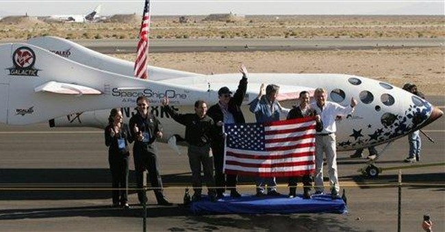 Dream is over for Virgin Galactic space tourist