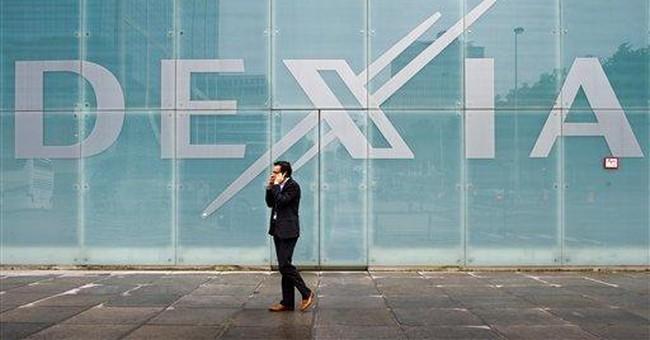 Belgian gov't says it will ensure Dexia's survival
