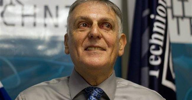 Vindicated: Ridiculed Israeli scientist wins Nobel