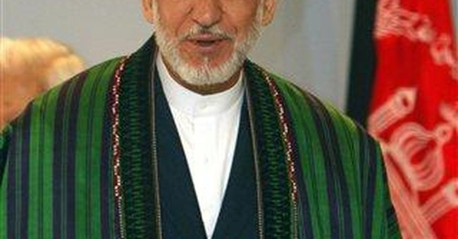 Suspect in plot to kill Karzai was not a bodyguard