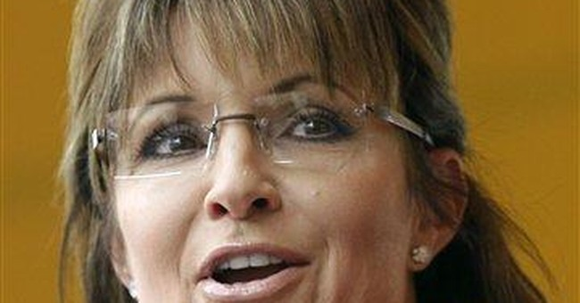 Sarah Palin says she will not run for president