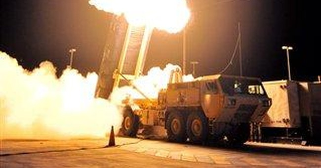Missile defense system hits 2 targets over Hawaii