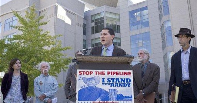 Conservationists sue to block TransCanada pipeline