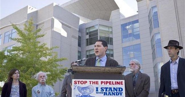 Conservationists sue to block TransCanada pipeline