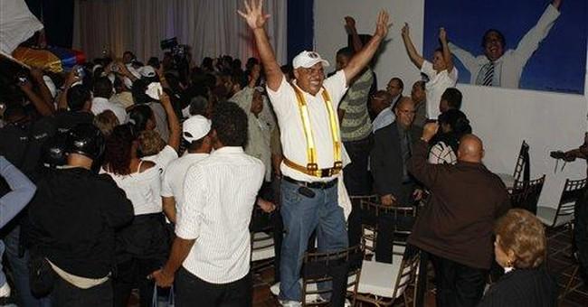 Body of former president returns to Venezuela