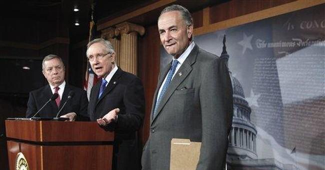 Senate Democrats add millionaire tax to jobs bill