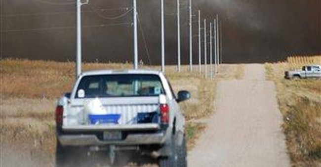 Neb. officials predict $4 million in fire damage