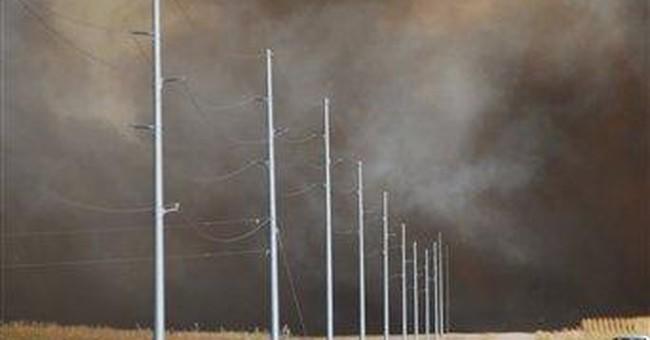 Neb. officials predict $4 million in fire damage