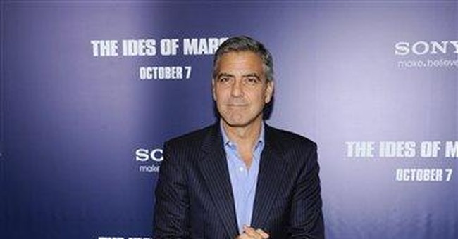 George Clooney for President? No Chance.