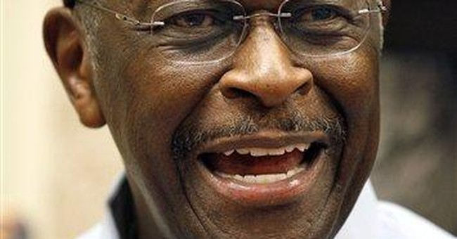 For Herman Cain, a surge in the polls