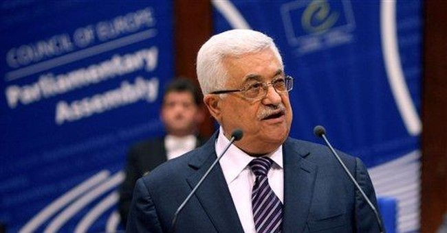 Abbas tells Europeans: Time to recognize Palestine