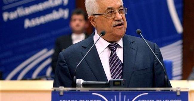 Abbas tells Europeans: Time to recognize Palestine