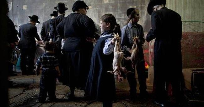 Israel's ultra-Orthodox rethink Yom Kippur ritual