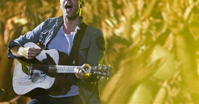 Coldplay to livestream Madrid concert online
