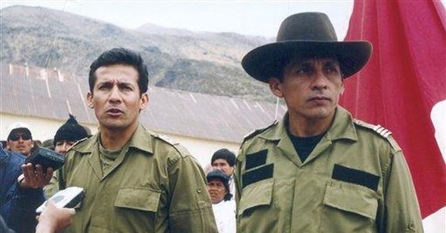 Eccentric family causes headaches for Peru leader