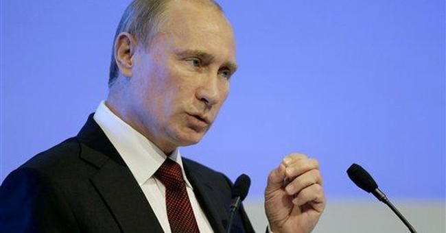 Putin: Russia strong enough to face market shocks